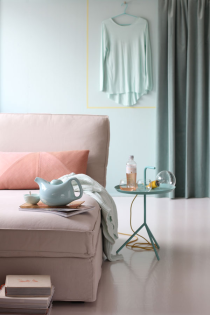 Pastels Accents - Soften Up  Clippings