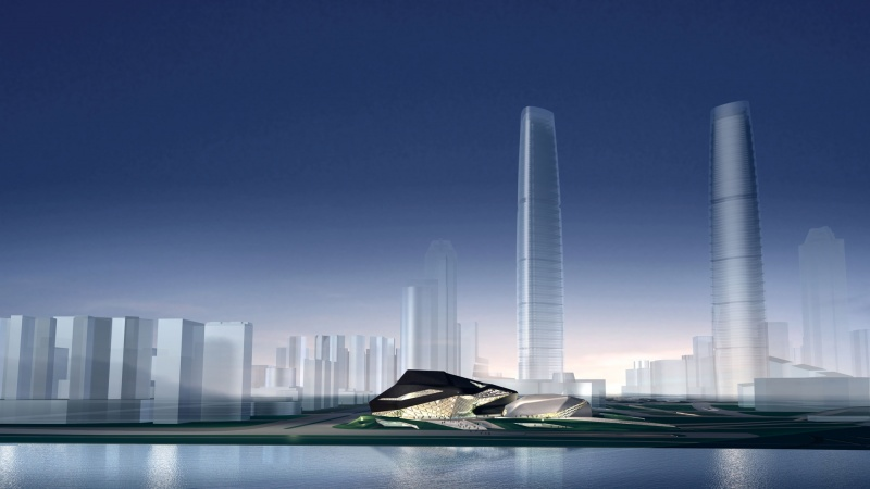 Guangzhou Opera House