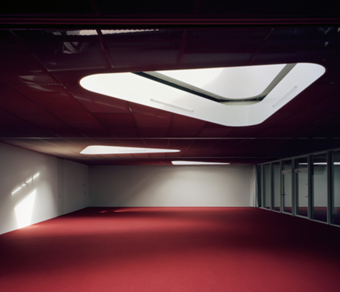 ECA/OAI Office Building by Personeni  Raffaele Schärer Architects