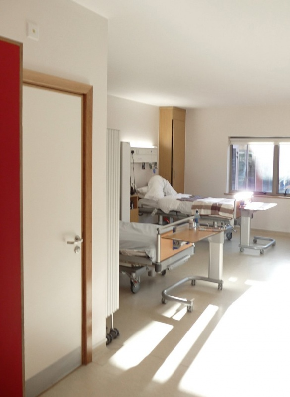 Patient bedroom