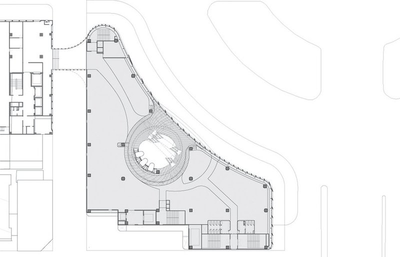 Plan third floor
