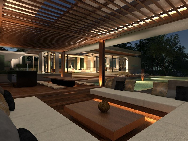 Istana Outdoor Living Area 3