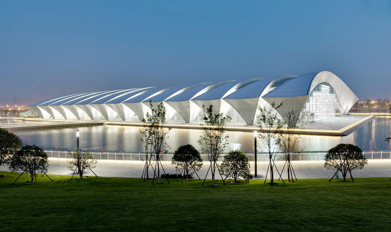 Shanghai Oriental Sports Center