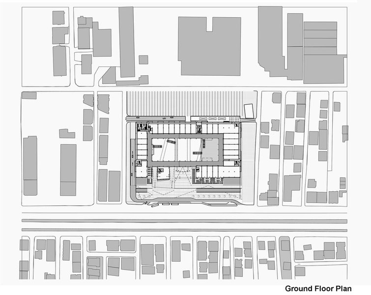Site Plan - Ground Floor Plan