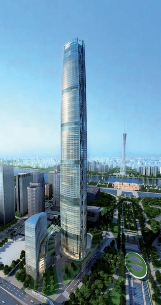 Guangzhou East Tower