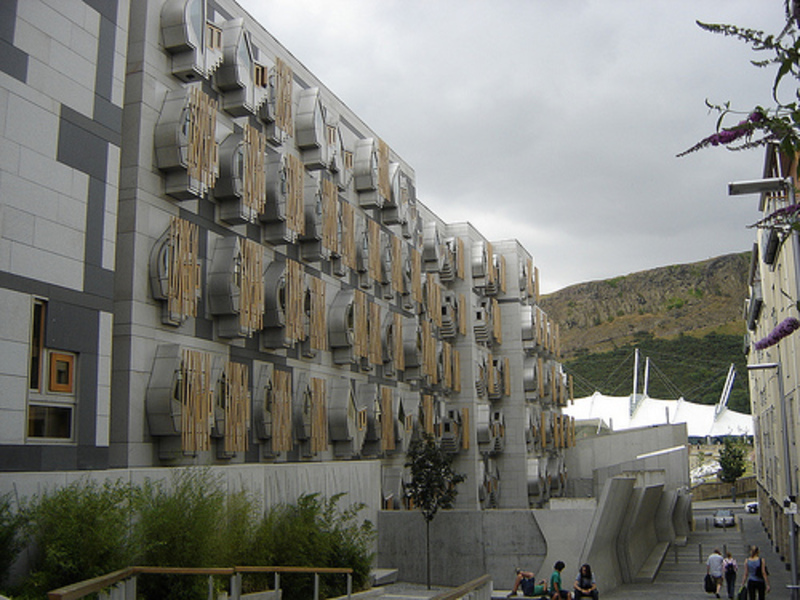 Edinburgh: Scottish Parliament
