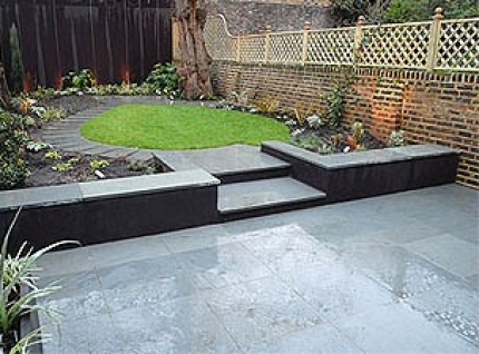 Contemporary Garden Design, South London