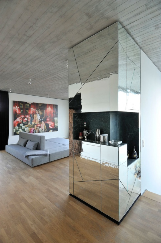 A Penthouse in Berlin