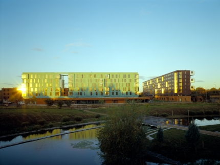 Westfield Student Village, Queen Mary, University of London