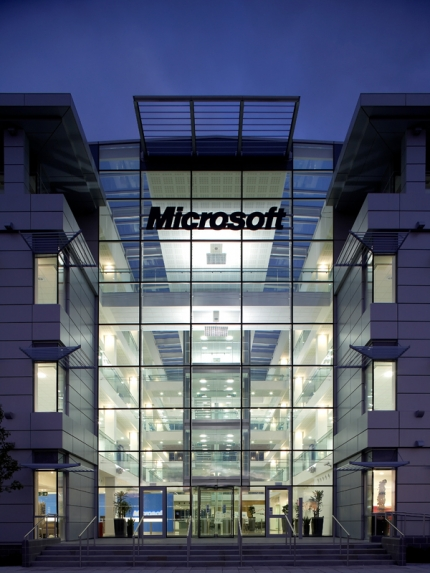 Microsoft UK Headquarters