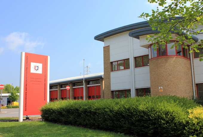 Aylesbury Fire Station