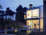 House in Hampstead Village Conservation Area London