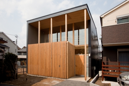 House with Futokoro