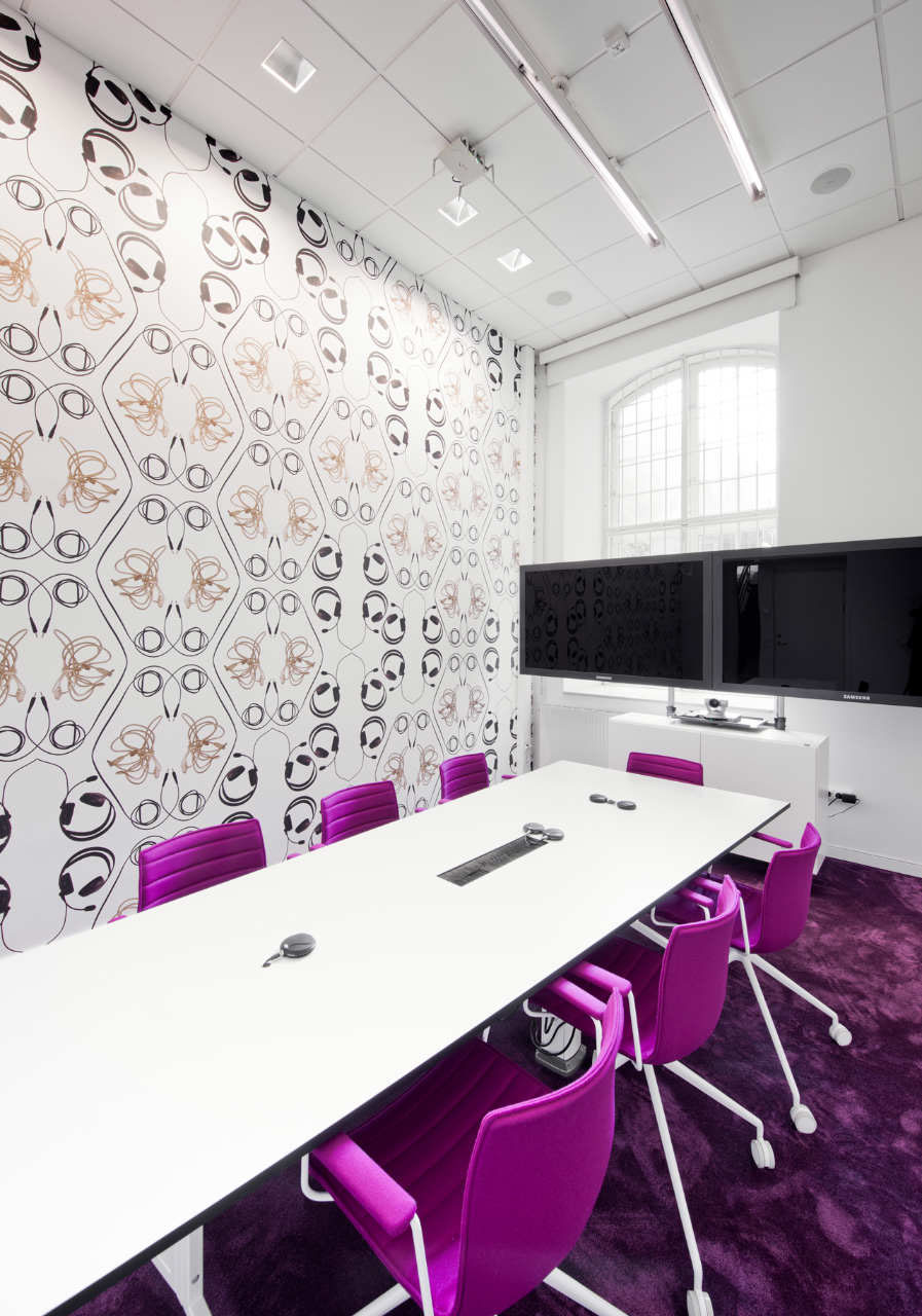 Skype Office In Stockholm