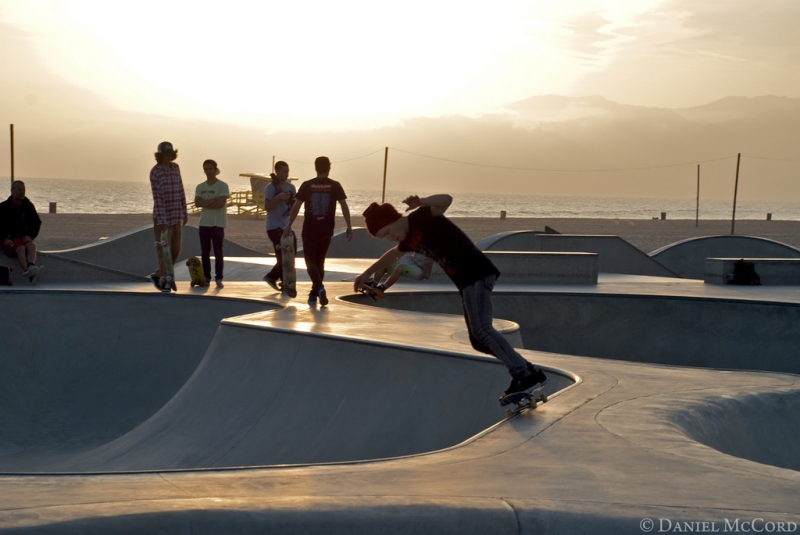Venice Beach Skate Park