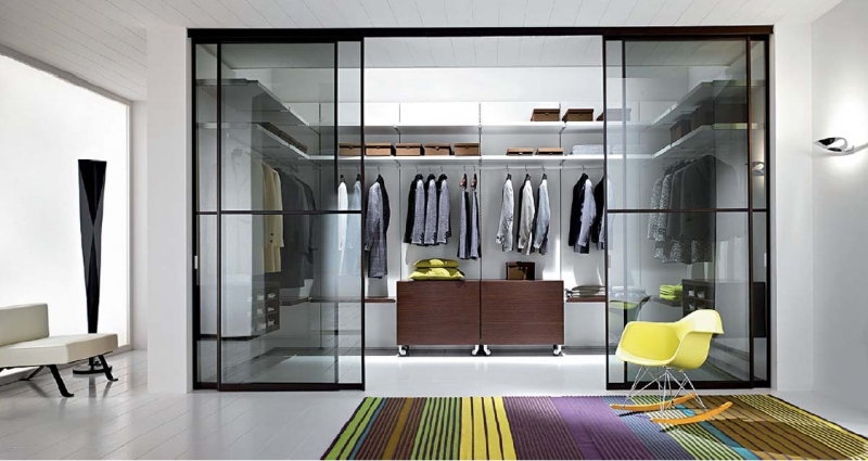 Walk-in Closet