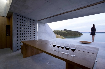 Wiroa Station Wine Cellar