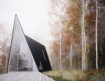 Vacation House Plans A-Frame