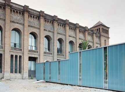 Temporary Extension for the University Pompeu Fabra