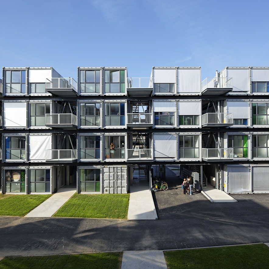 Cité A Docks student housing