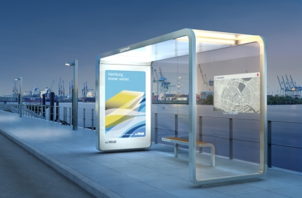 Landmark Bus Shelter