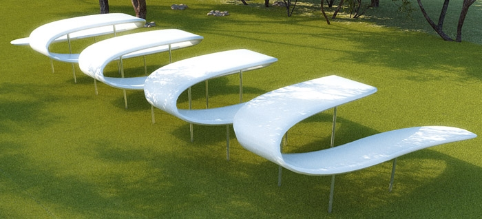 SPIRO urban seating