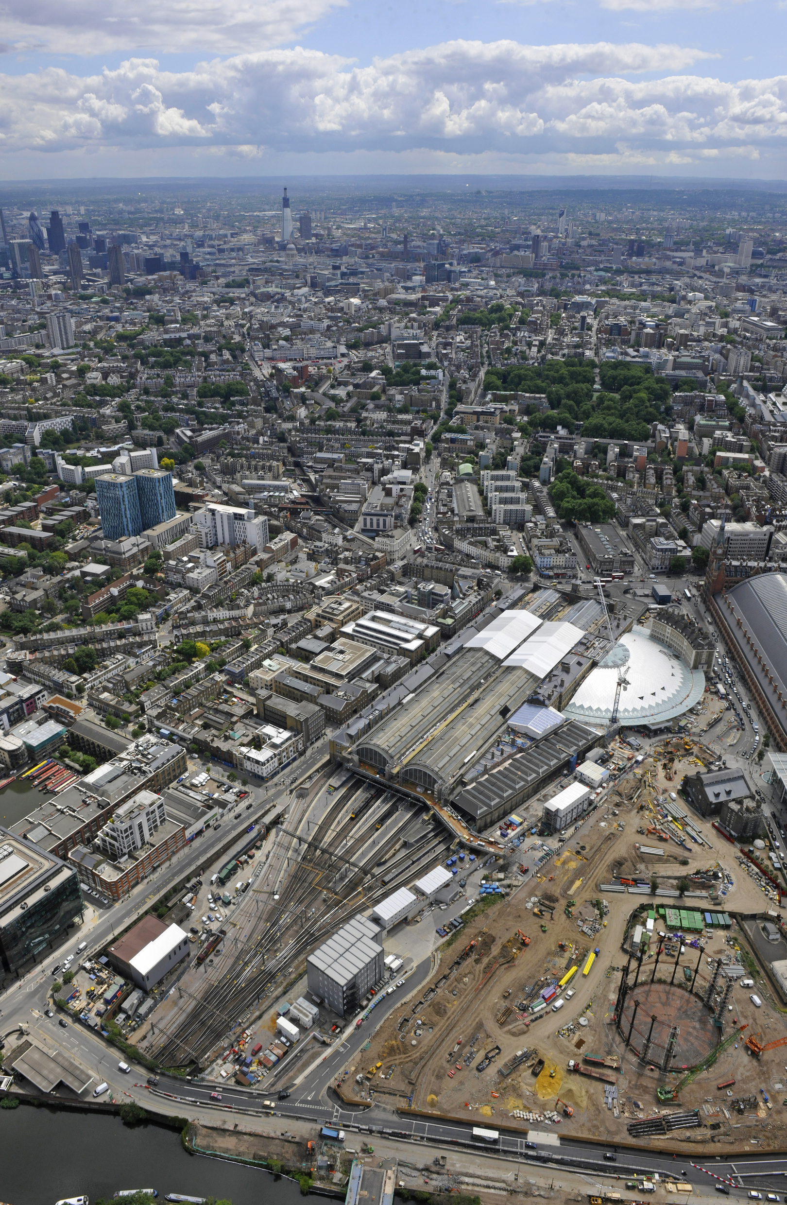 King's Cross Station Redevelopment