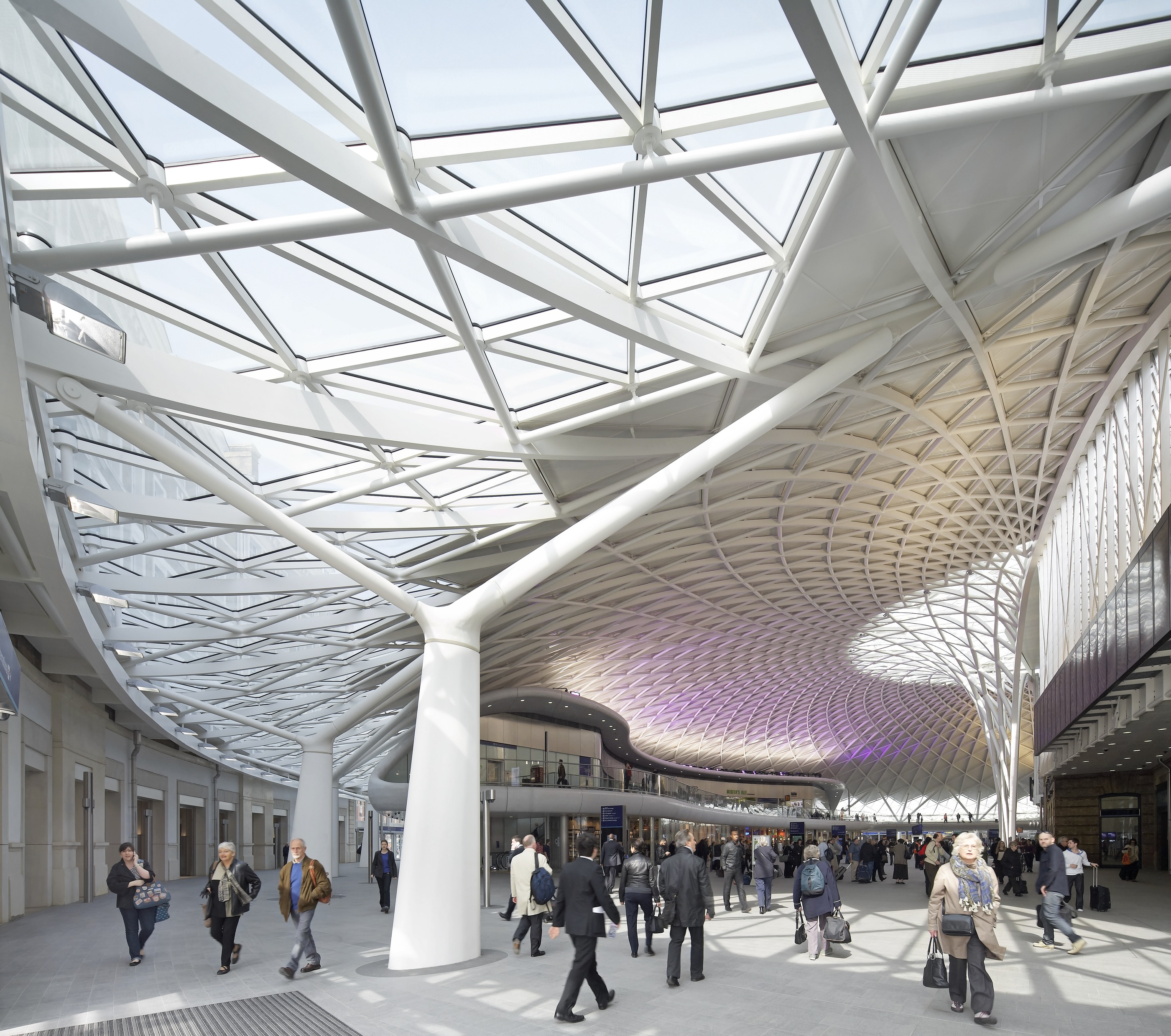 King&#039;s Cross Station Redevelopment