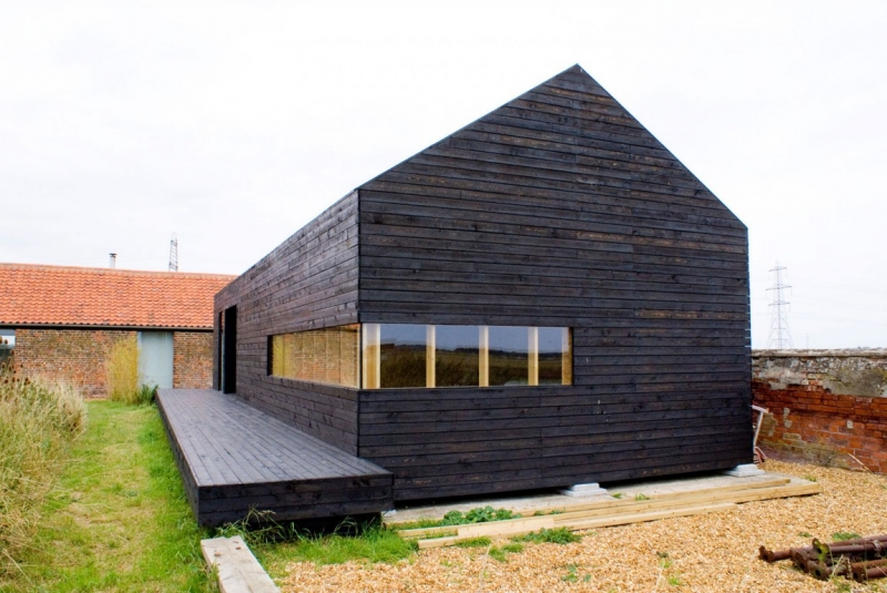 Stealth Barn