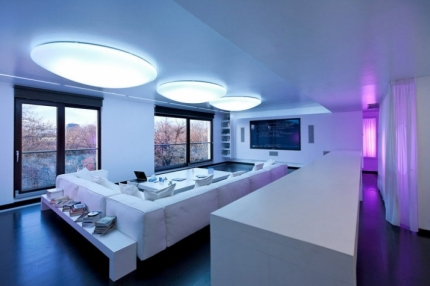 Scenography Apartment in Bucharest