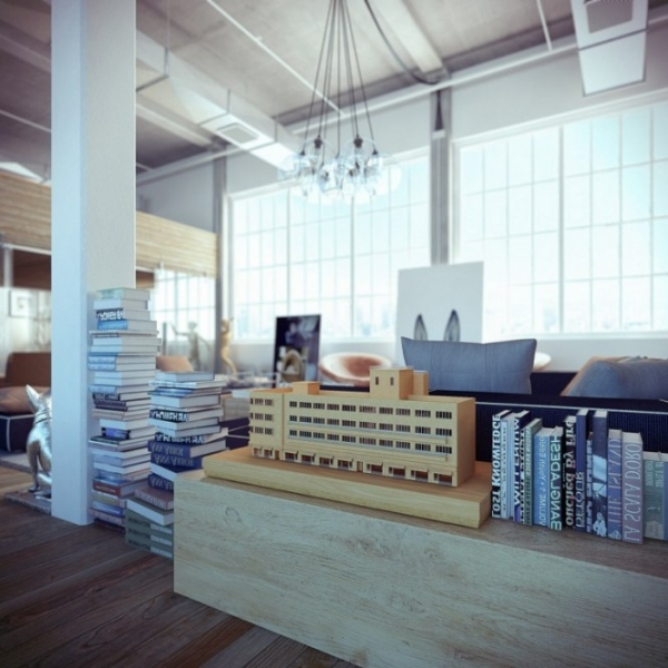 Industrial Loft
