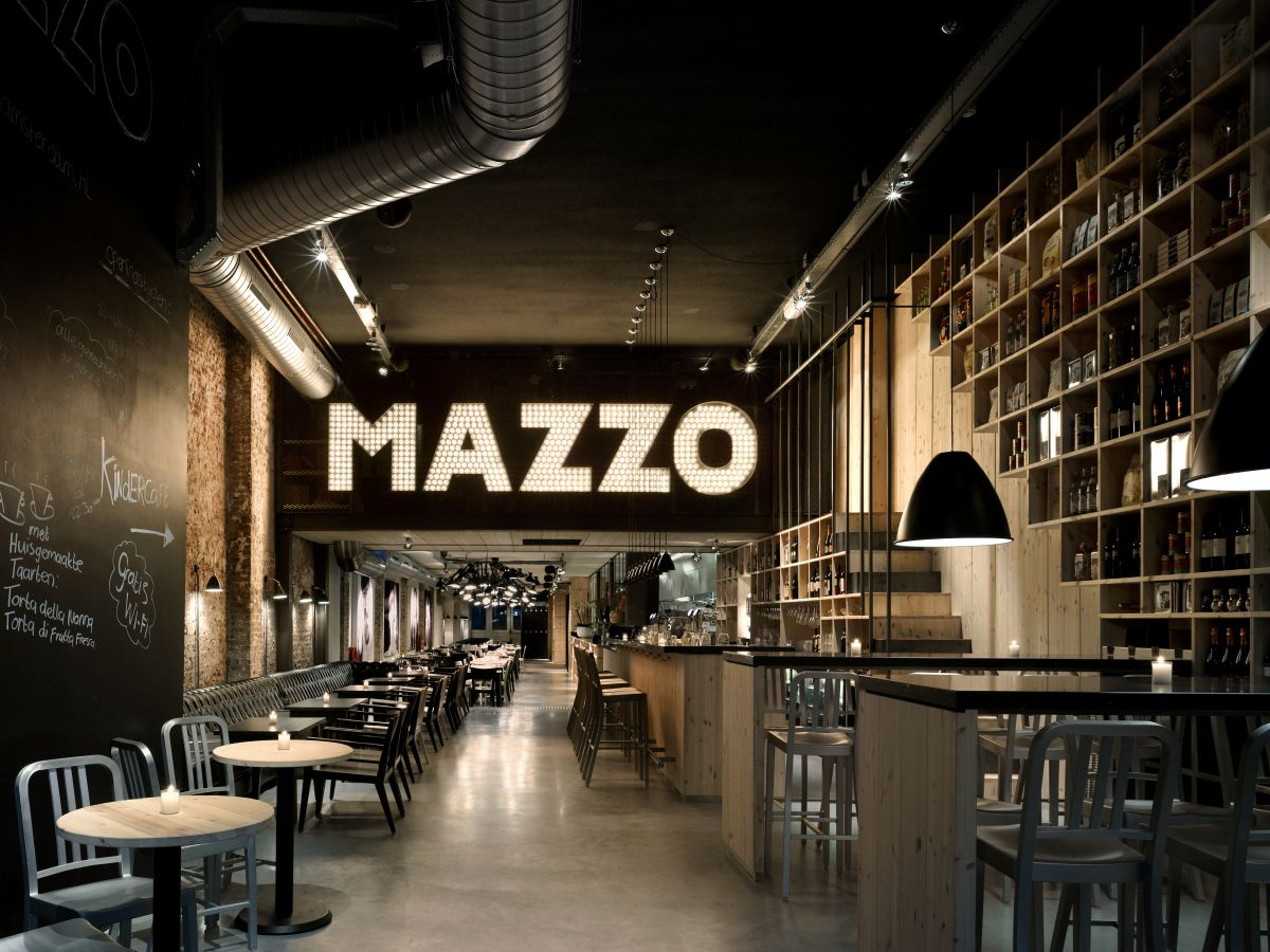 The Mazzo Restaurant