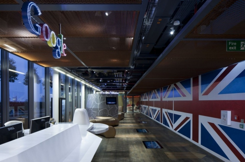 Google London Headquarters