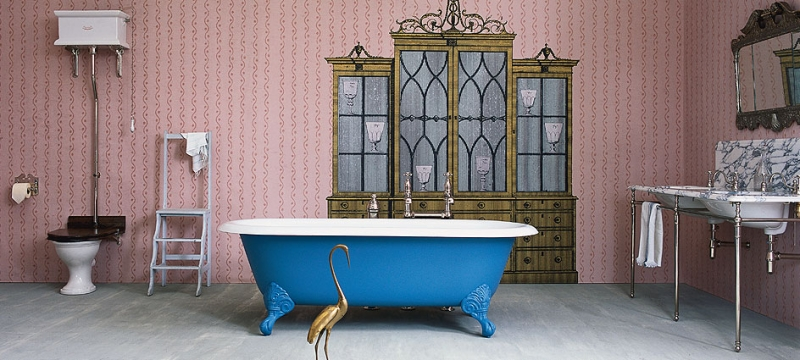 The Spey Freestanding Bath by Drummonds