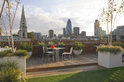 City Roof Garden