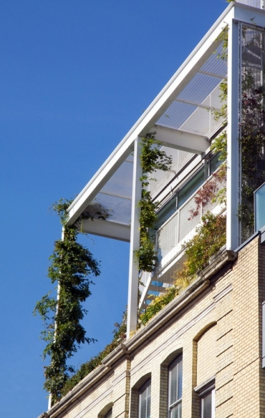 Roof Garden Apartment in London