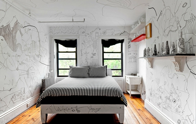 Shantell Martin&#039;s Home