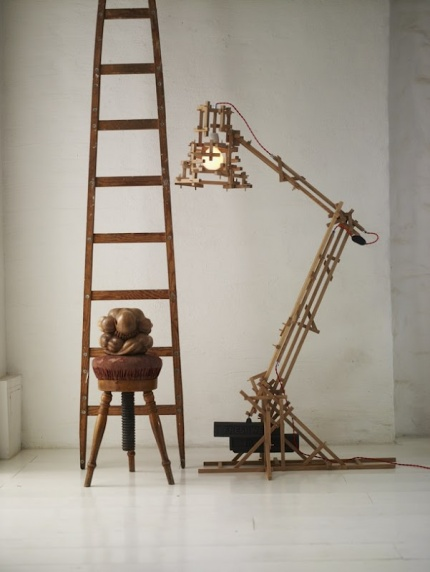 Brave New World Floor Lamp