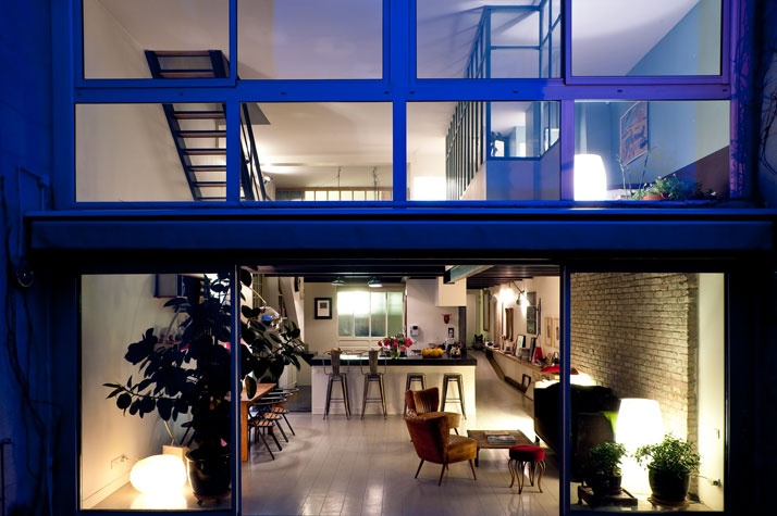 A Dream Loft in Bagnolet, France