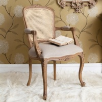 Antoinette Rattan Chair