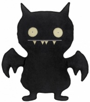 Black Icebat Little Ugly Doll