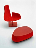 Fjord Foot Stool Moroso