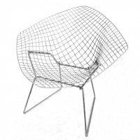Bertoia Diamond Chair
