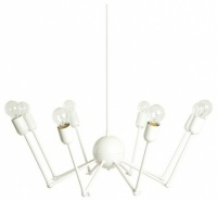 Single Octopus Pendant Light
