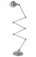 Jielde Loft Zigzag Floor Lamp - 6 Arms