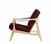 Fredrik Kayser Model 711 Style Armchair