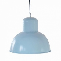 Powder Blue Aluminium Pendant
