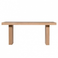 Oak Double Dining Table by Ethnicraft