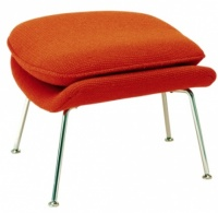Knoll Womb Ottoman