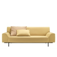 Knoll Sofa with Castors